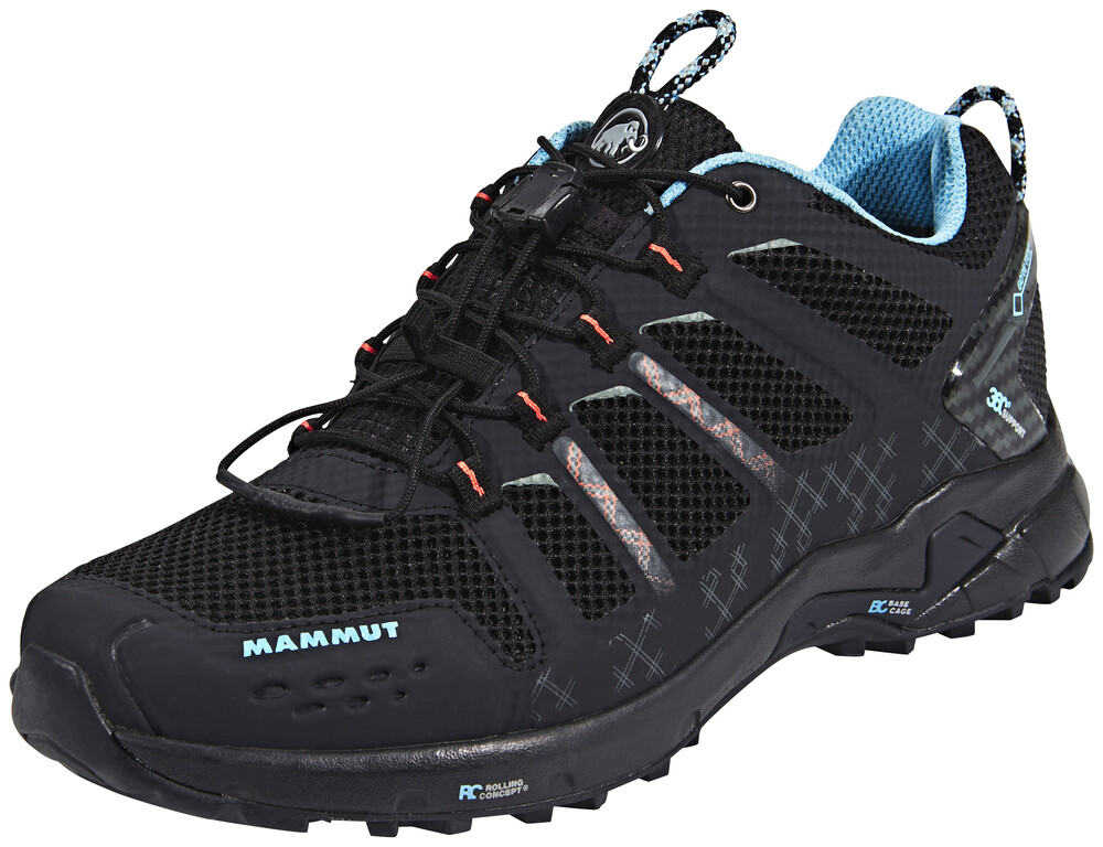 Chaussures Mammut T Aenergy Faible Ladies Gtx - Lumière iWBh723TTD